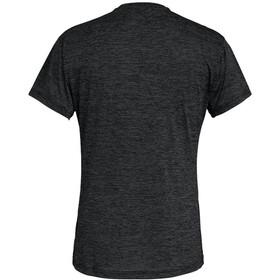 SALEWA Puez Melange Dry T-shirt Homme, black out melange